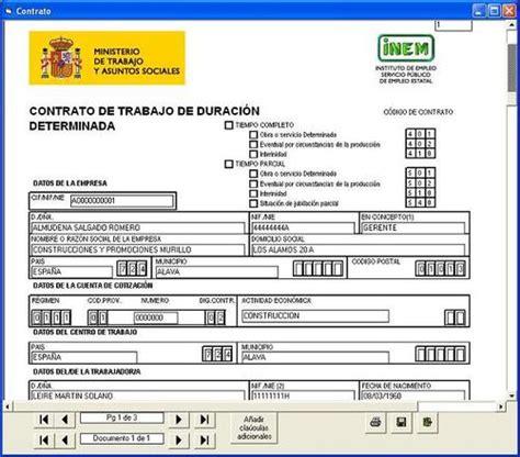 Qué es un contrato de trabajo en España - Gestion.Org