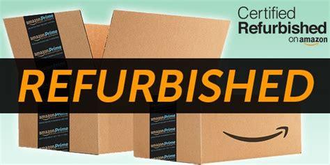 ¿Qué es un producto refurbished en Amazon?  + VIDEO y EJEMPLO