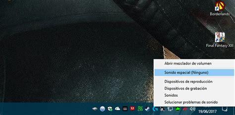 Qué es y cómo activar el sonido espacial en Windows 10 ...