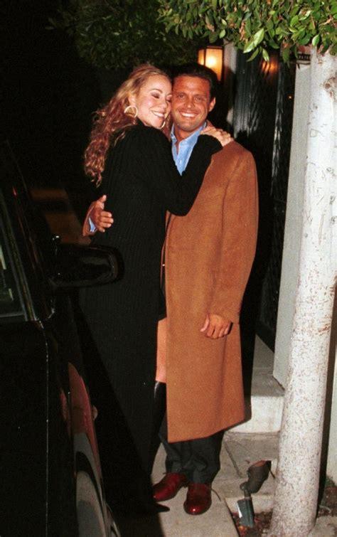 ¿Qué fue de la relación entre Luis Miguel y Mariah Carey ...