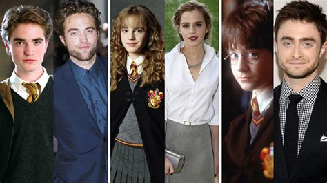 ¿Qué ha sido de los actores de la saga de Harry Potter?