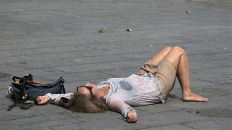 Qué le pasa al cuerpo humano con el calor extremo