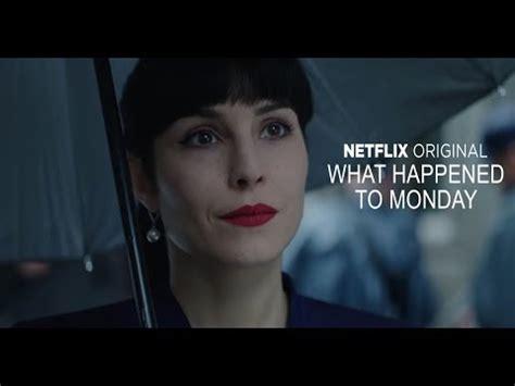 ¿Qué le pasó a Lunes? - Trailer en Español Latino l ...