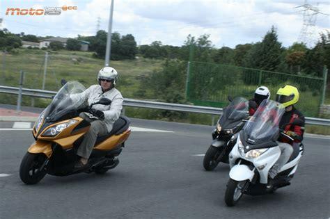 ¿Qué moto comprar? (III) - Scooters Gran Turismo - Moto 125 cc