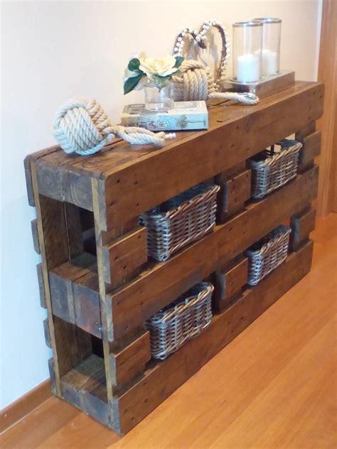 ¿Qué muebles de cocina puedes diseñar con palets? - Leroy ...