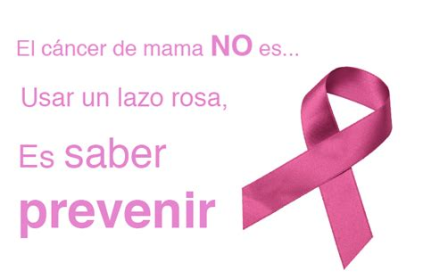 ¿Qué NO es cáncer de mama? – ExpokNews