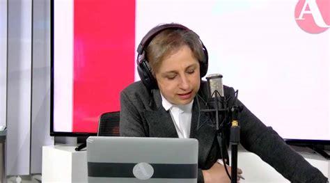 ¿Que paso con Aristegui Noticias en Vivo
