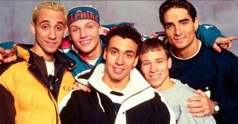 ¿Qué pasó con los integrantes de los Backstreet Boys ...
