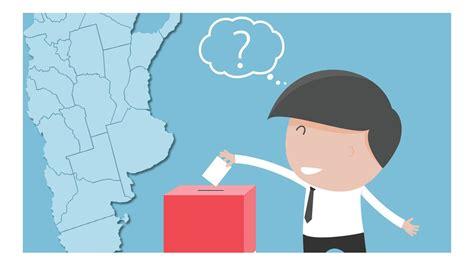 ¿Qué se vota en las elecciones legislativas 2017 en ...