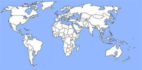 'Qué sería de la Tierra si...': 7 impactantes mapas ...