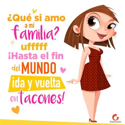 ¿Que si amo a mi familia? ~ Mejores Mensajes