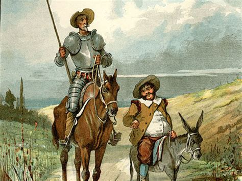 ¿Qué significa  ser un quijote ?