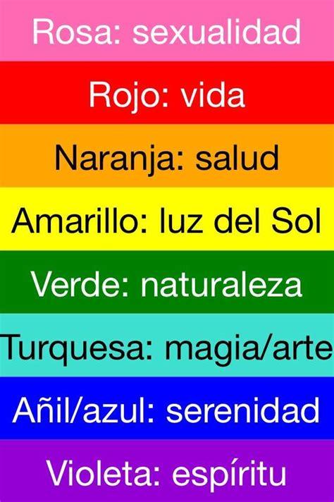 ¿Qué significan los 6 Colores de la Bandera LGBT? | LGBT+ ...