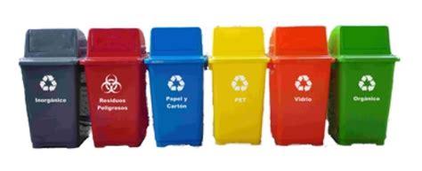 Qué significan los colores de los contenedores de ...