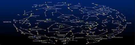 Qué son las constelaciones y todos sus nombres - Online ...