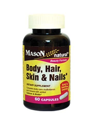 ¿Qué son las vitaminas para el cabello? – Mason Vitamins ...