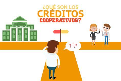 ¿Qué son los créditos cooperativos? | Cooperandoando