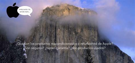 ¿Qué son los productos reacondicionados de Apple ...