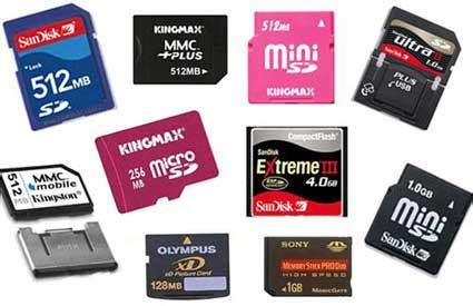 ¿Qué tarjeta de memoria necesitas? » MuyComputer