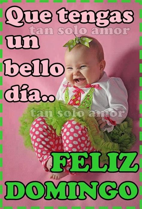 Que tengas un bello día... Feliz Domingo | FELIZ DOMINGO ...