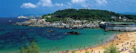 Qué visitar en Santander, centro histórico, playa del ...