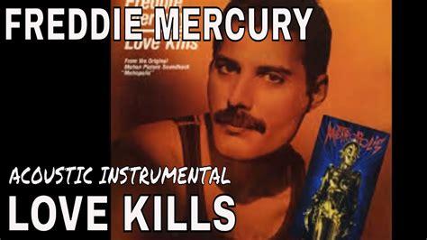 Queen - Love Kills - Acoustic Guitar Instrumental Cover ...
