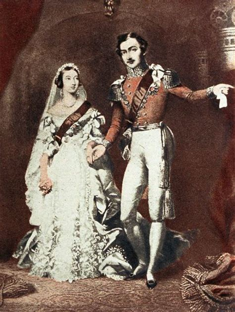 Queen Victoria, Biography: Marriage to Prince Albert