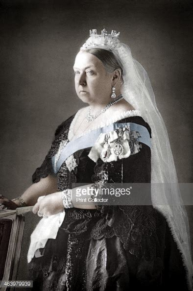 Queen Victoria Stock Photos and Pictures   Getty Images