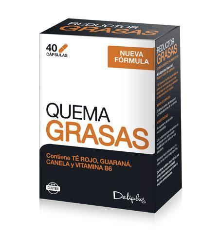 QUEMAGRASAS Complemento alimenticio a base de Té Rojo ...