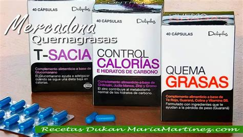 Quemagrasas Mercadona Deliplus, ¿funcionan? | Recetas ...