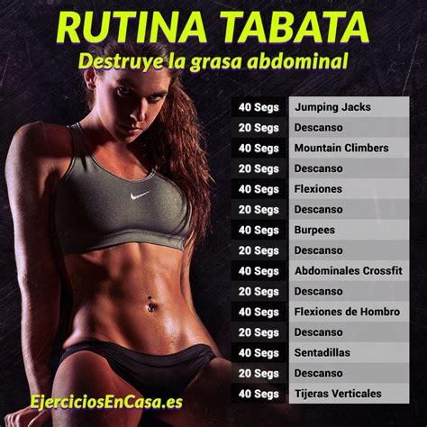 Quemar grasa abdominal: ejercicios para adelgazar el abdomen