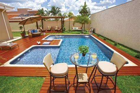 Quer uma piscina em casa? Conheça os diferentes modelos ...