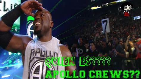 ¿Quien es Apollo Crews? (Uhaa Nation)-Analisis Wrestling ...
