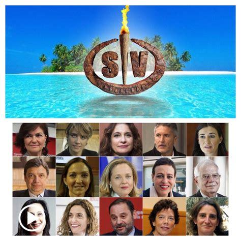 Quien es quien en el nuevo Gobierno de España - In Lucro