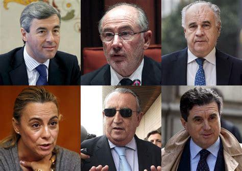 Quién es quién en los casos más sonados de corrupción del ...