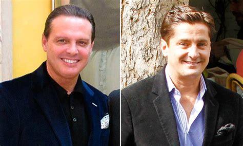 ¿Quién es quién? Luis Miguel y su hermano Alejandro ...