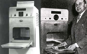 ¿Quién inventó el microondas?