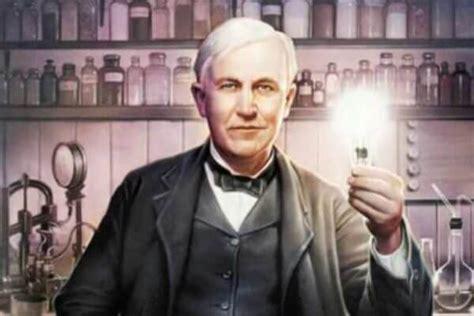 Quién inventó la bombilla 【 Historia, Origen y Evolución