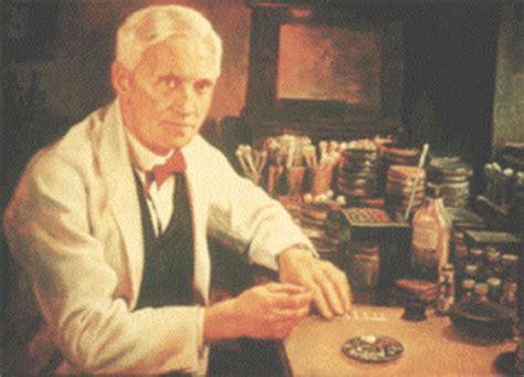 ¿Quién inventó la penicilina?