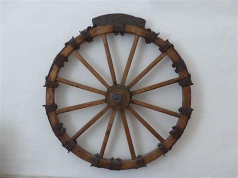 ¿Quien invento la rueda?