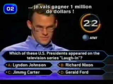Quien quiere ser millonario ultima pregunta   YouTube