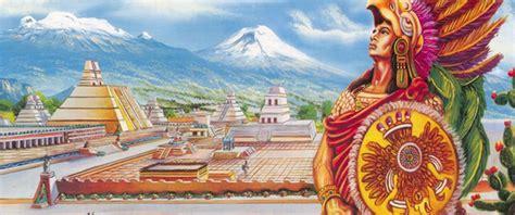 Quienes eran los Aztecas? » Destino Mexico