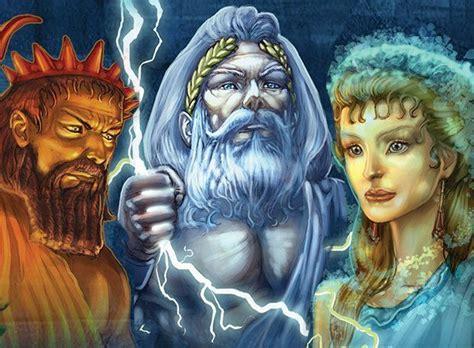 ¿Quienes son los principales dioses griegos?