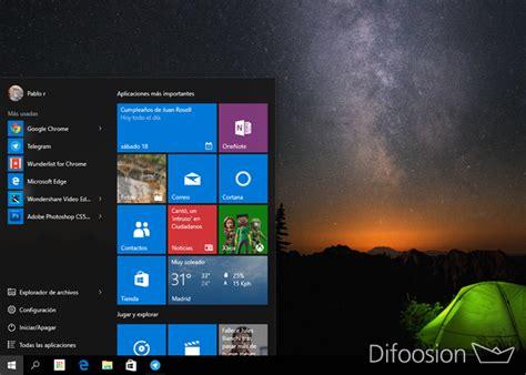 ¿Quieres dar la apariencia del Menú Inicio de Windows 7 en ...