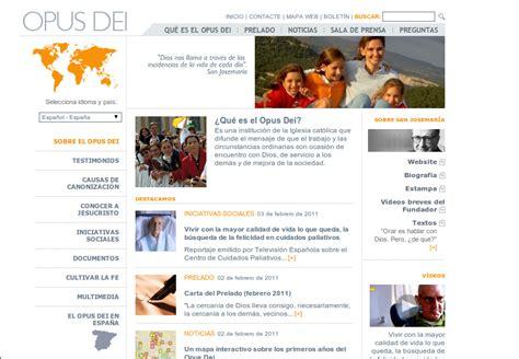 ¿Quieres saber todo sobre el Opus Dei? ~ Buscando por Internet