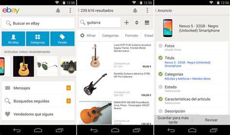 ¿Quieres vender cosas con tu Android? Las 6 mejores ...
