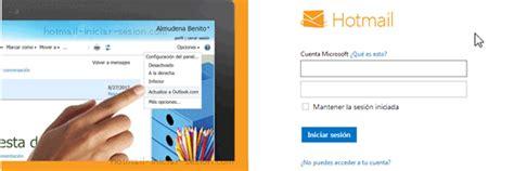 Quiero Entrar En Mi Cuenta Hotmail | Hotmail Iniciar Sesión