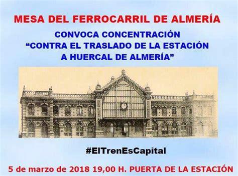 Quiero que el AVE llegue a Almería ya   Home | Facebook