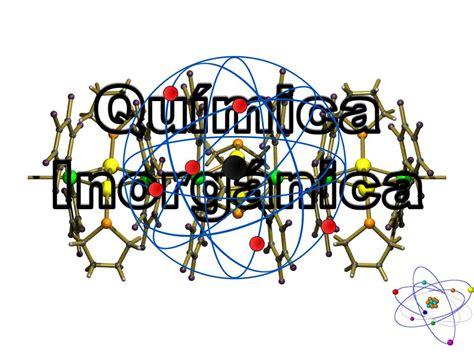 Química Inorgánica. - ppt descargar