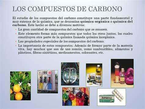 Química orgánica en la ecología - Monografias.com